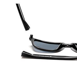 Image 4 - Xiaomi Mijia Youpin TAC קלאסי כיכר משקפי שמש לגבר ואישה מקוטב עדשת מקשה אחת עיצוב ספורט נהיגה משקפי שמש