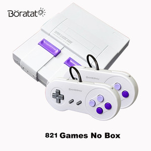 Retro Games Console HDMI Out 8 Bit Player TV Portable Videos Player Built-In 821 Classic Games Arcade Handheld Game Player