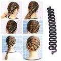 Hair Braider Twist Styling Tools Magic Donut Bun Maker DIY Women Hairpins Hairdisk Hair Accessories for Girls Hair Braiding Tool