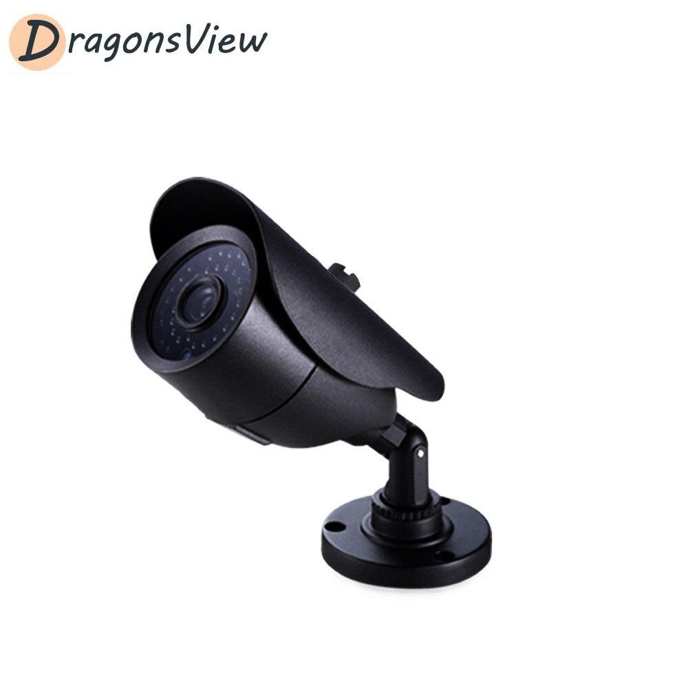 Dragonsview cámara de vídeo AHD 960P con lente de 3,6mm cámara de vigilancia de visión nocturna de día para AHD Video puerta teléfono sistema de intercomunicación Videoportero Dragonsview de 7 pulgadas con bloqueo para puerta de vídeo, timbre de puerta, cámara, botón de desbloqueo, visión nocturna, impermeable