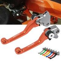 For KTM 530EXC 530 EXC 530EX C 530 EX C 2008 2011 Motorcycles CNC Pivot Brake Clutch Levers Dirt Bikes Clutch Levers Accessories