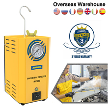 AUTOOL SDT202 자동차 연기 생성기 파이프 시스템의 자동차 연기 누출 감지기 연기 누출 시험기 파이프 진단 도매