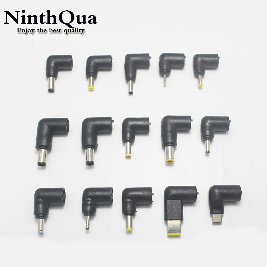 1pcs 3 PIN DICAS DC feminino para 2.5*0.7 3.5*1.35 4.0*1.7 5.5*2.5 4.5*3.0 7.4*5.0 5.0*3.0 7.9*5.5 4.0*1.35 Tipo C masculino Quadrado plug