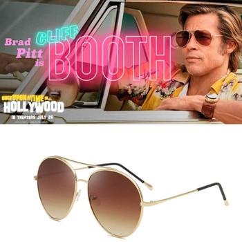 Érase una vez en Hollywood Cliff Booth & Rick Dalton gafas para Cosplay