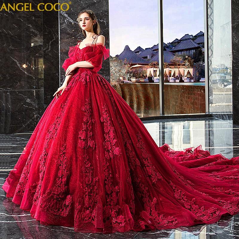 Платье для беременных романтическое Бордовое платье с цветочным узором для беременных Модное Элегантное роскошное длинное платье со