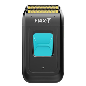 MAX-T 1002 Electric Shaver for Men Twin Blade Waterproof Reciprocating Cordless Razor USB Rechargeable Shaving Machine Barber kemei electric shaver usb rechargeable electric beard trimmer shaving machine for men twin blade reciprocating cordless razor