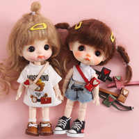 ob11 doll bag love messenger bag molly baby clothes waist bag holala girl head blyth bag doll accessories jewelry toys cute bag