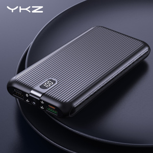 YKZ Power Bank 20000 мАч быстрое зарядное устройство для телефона Быстрая зарядка 4,0 QC3.0 FSP SCP портативный внешний аккумулятор для Huawei P40 PD Powerbank