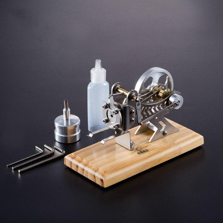 Stirling Vacuum Engine Principle Model Creative Desktop Toy Stirling Engine Motor Model Children's Toy Kids Gift New In 2019