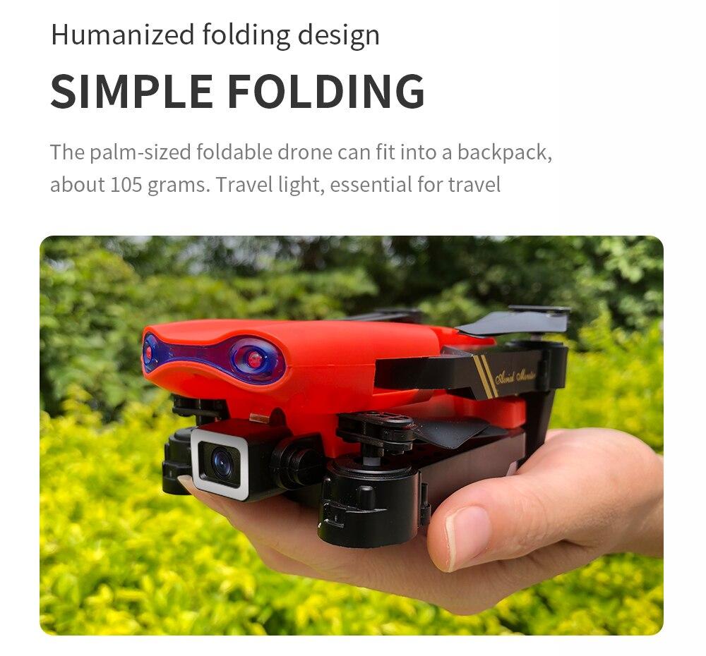Mini Camera Drone HD 4K Foldable Quadcopter