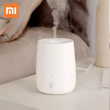 XIAOMI MIJIA HL Aroma Diffuser Humidifier Air Damper Aroma Diffuser น้ำมันหอมระเหยอัลตราโซนิคเครื่องหมอกห้องนอนที่เงียบสงบ