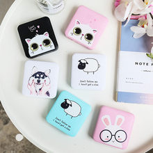Cartoon Cute Mini Gift Phone Battery Power Bank 10000mAh Portable Powerbank Fast Charging External Battery Charger Pover(China)