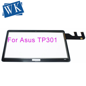 Free shipping  13.3'' Touch Screen Digitizer Glass Panel Replacement Laptop For Asus TP301 TP301U TP301UJ TP301UA TP301UJ-C40