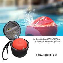 XANAD EVA Hard Case for Ultimate Ears WONDERBOOM Super Portable Waterproof Bluetooth Speaker(China)