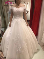 Cap Sleeve Beading Tassel Fashion Wedding Gowns 2020 New lace Appliques Sequin Crystal Beading Wedding Dress WX0167