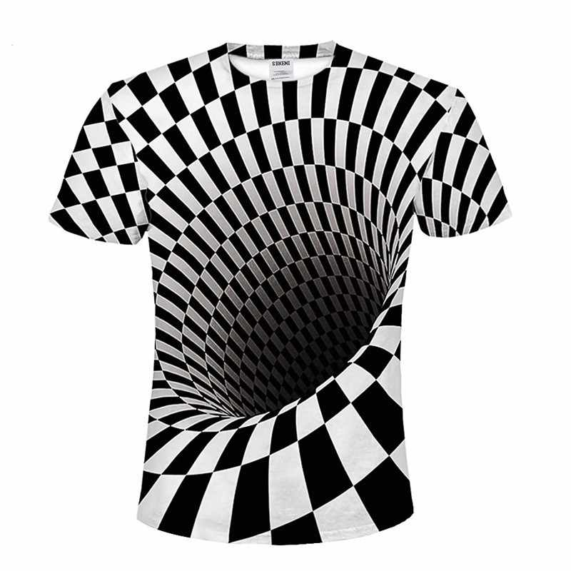Yaz 2019 yeni erkek 3DT gömlek moda T-shirt en serin yılan şeklinde 3D hip-hop T-shirt marka erkek tişört kaldırma