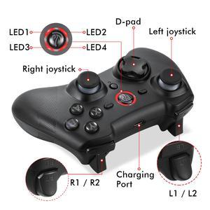 Image 4 - Manette de jeu sans fil 2.4G pour PS3 Ga mi ng manette de contrôle pour manette Android pour PC Xiao mi TV boîte téléphone jeu Pad Joypad