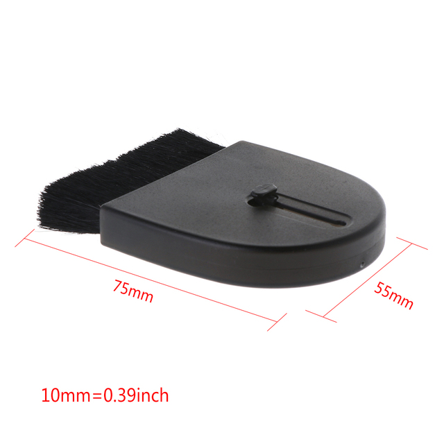 Cleaning Brush Turntable LP Vinyl Player Record Anti-static Cleaner Dust Remover Accessory 2