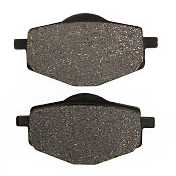 цена на Motorcycle Rear Brake Pads for YAMAHA YZ125 YZ 125 YZ250 YZ 250 U 1988 XT600 XT600E XT 600 E 1990-1995