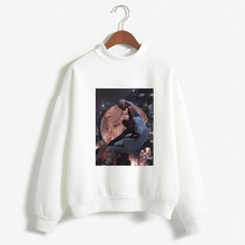Ariana Grande Moon Beauty Creative Printed WOMEN'S Top Europ