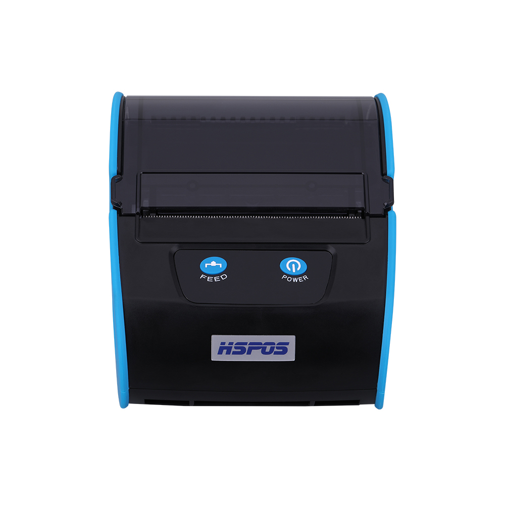 free android app Bluetooth Label Barcode receipt Thermal Bar code Printer 80mm Label Portable Printer with win10 sofware