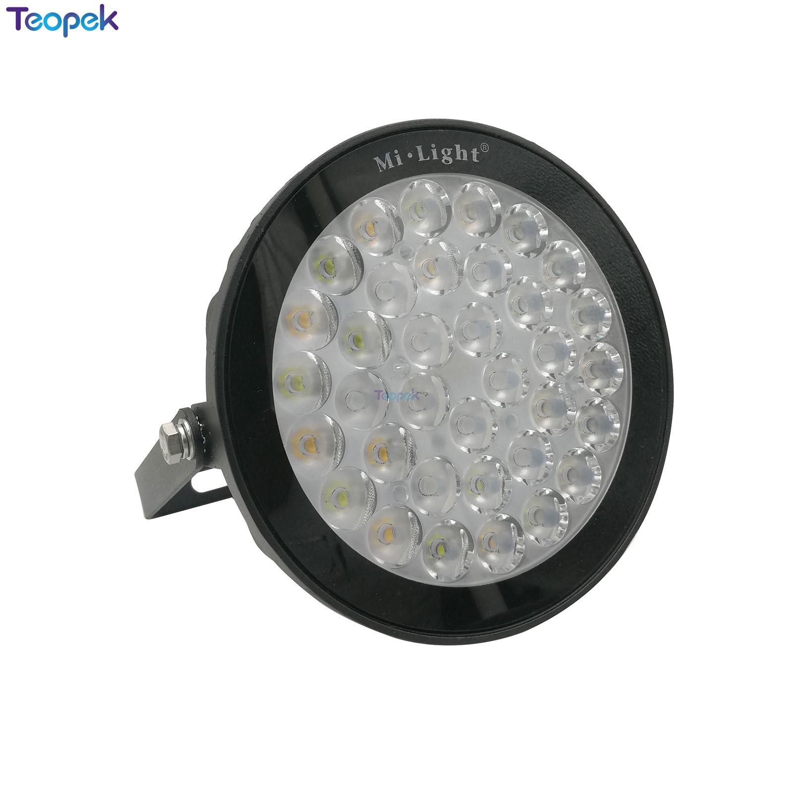 MiBoxer 25W RGB+CCT LED Garden Light FUTC05 IP65 Waterproof Outdoor Lighting AC85-265V Smart Wifi Copatible