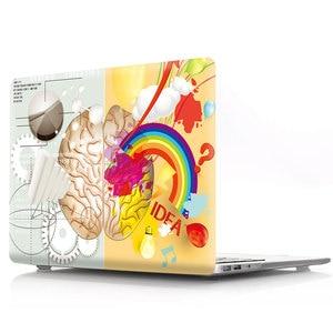 Image 2 - חדש מחשב נייד מקרה עבור אפל רשתית 11 12 13 15 16 עבור mac ספר פרו 13.3 15.4 16 אינץ עם מגע בר + מקלדת קוב