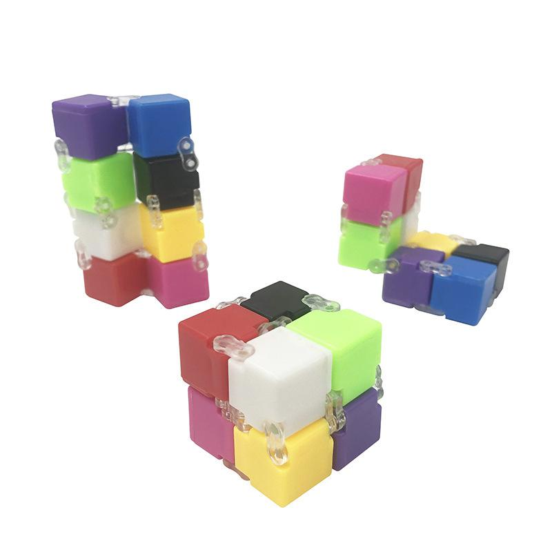 Suit-Set Fidget-Toy Stress Funny Combination Extrusive-Solving Various-Styles Hot-Selling img2