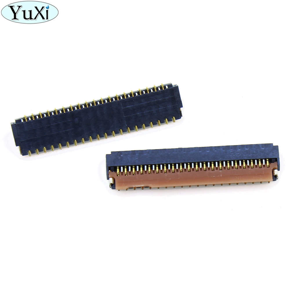YuXi FPC connector For <font><b>Xiaomi</b></font> <font><b>Redmi</b></font> <font><b>Note</b></font> <font><b>4X</b></font> Note4x <font><b>Note</b></font> 1 2 3 Pro SE LCD display screen on <font><b>motherboard</b></font> mainboard image