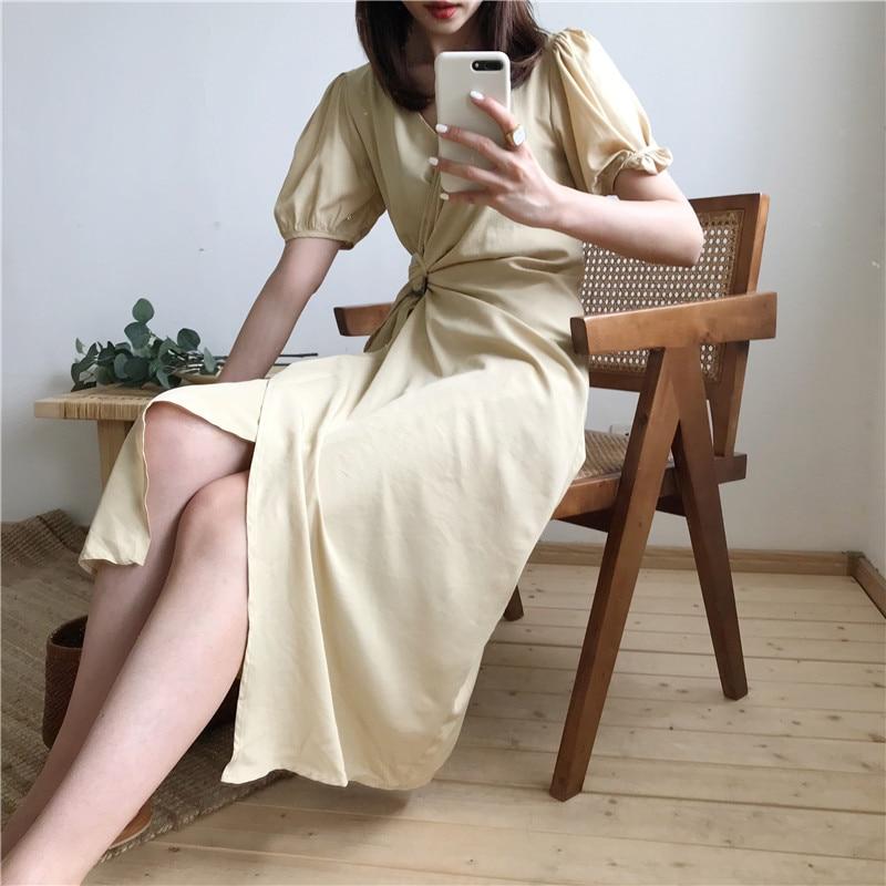 manga dividir vestido de uma peça tc383