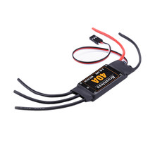 Brushless ESC Com 5 40A V/3A BEC Para RC FPV Quadcopter Aviões de RC Helicopter Quadcopter Zangão brushless ESC(China)