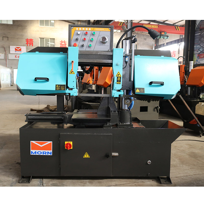 MT4228 Band Sawing Machine Metal Cutting Steel Cutting Machine For Sale