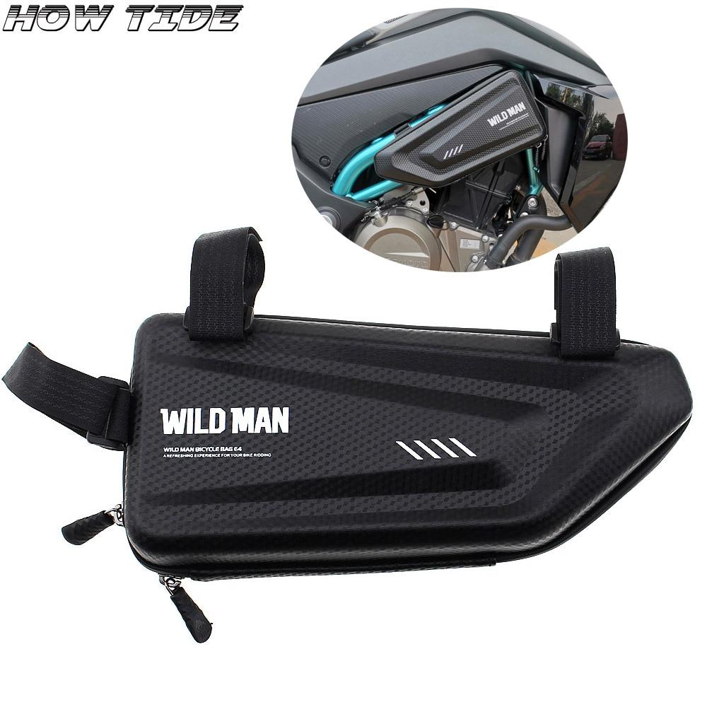 Motorcycle GPS Phone Holder For Kawasaki Ninja ZX 6R 7R 9R 12R 14R ZX600 ZX750