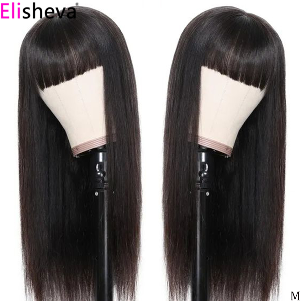 straight wig with bangs (1)