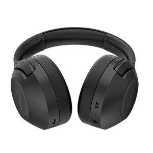 Image 3 - Шумоподавляющие наушники ZOHAN BT30NC с активным шумоподавлением, беспроводные наушники с микрофоном, стереонаушники с басами и Bluetooth, Накладные наушники