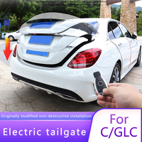 Automatic electric tailgate for Mercedes C / GLC Class W205 X253 lift remote control rear door free foot sensor