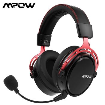 Mpow Gaming Headset Mpow BH415 3.5mm Wired Headset Gaming Headphone With Noise Canceling Mic for PS4 PS3 PC Computer Phone Gamer