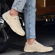 Мужская повседневная обувь; Качественная мужская обувь из натуральной