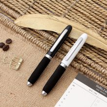 Luxury Metal Mini Ballpoint Pen Business Student Writing Tool Office School Supplies Stationery X6HB