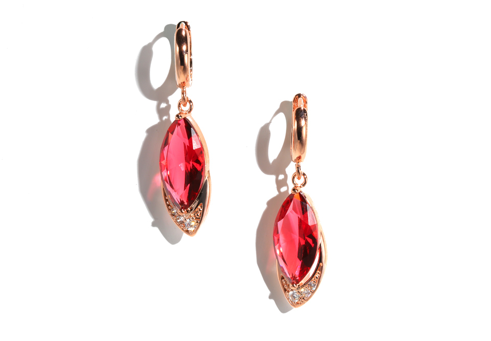 Hcec560591be84fab9990ea1b6a321ccca - WEGARASTI Silver 925 Jewelry Earrings Ruby Fine Jewelry Classic Vintage Earring Party Pomegranate Sterling silver Red Earrings