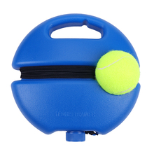 Aids-Tool Rope-Ball Tennis-Sparring-Device Practice Heavy-Duty Rebound with Elastic 1PC