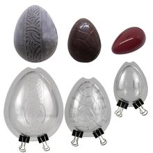 3 style Easter Eggs Chocolate Mold confectionery tools  Cake Decorating baking Candy mould Polycarbonate