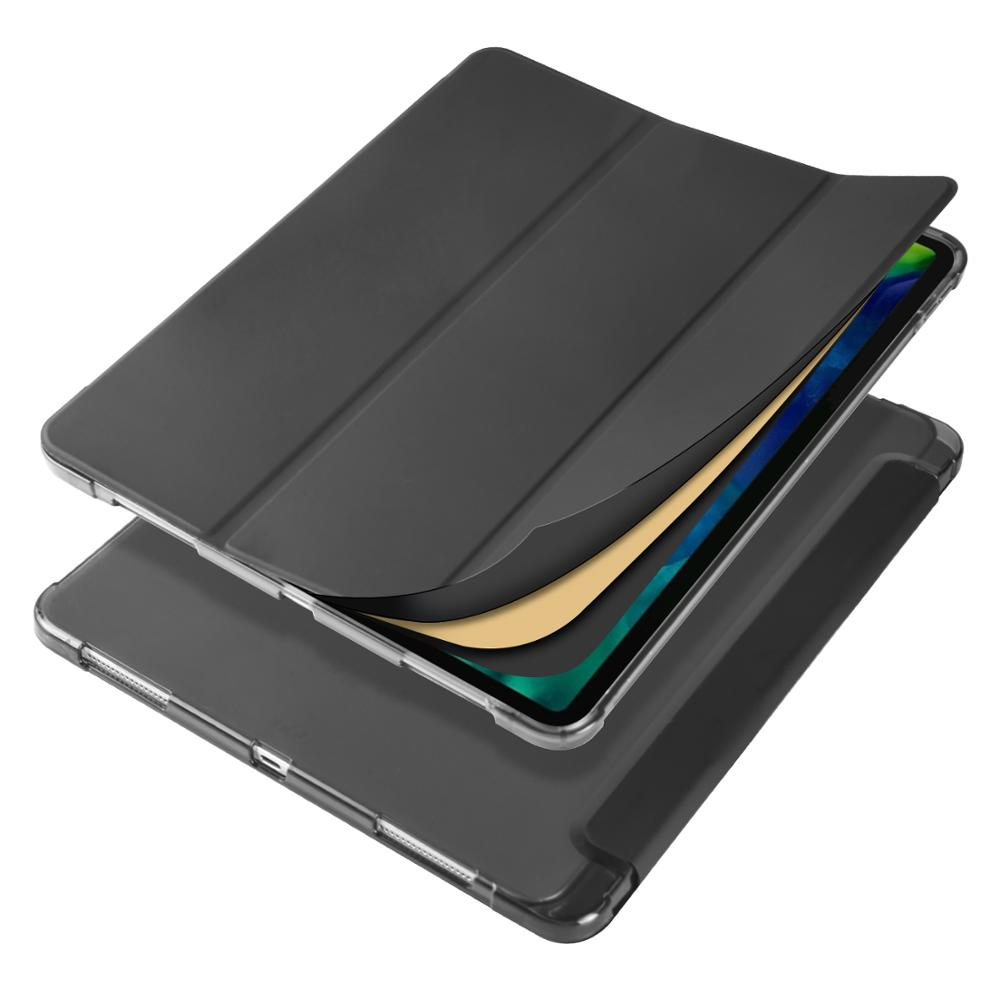 For iPad Pro 12 9 Case with Pencil Holder Shockproof Cover for iPad 12 9 Case