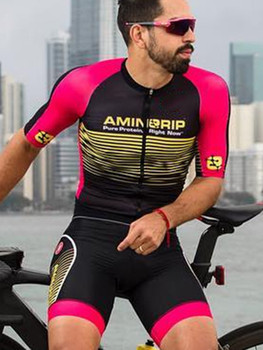 2020 aminorip new team triathlon suit cycling clothing bicycle ummer jumpsuit mens tights triathlon bike outdoor racing suit mtb
