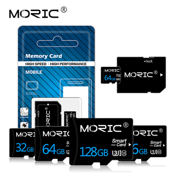 2020 Newest Micro SD Class10 64GB 128GB flash card Free adapter Memory Card carte sd memoria 8GB/16GB/32GB for Smartphone image