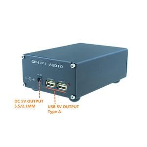 Image 4 - 15VA Linear Power Supply PSU output DC dual 5V USB Low noise voltage regulator for CAS XMOS HIFI audio