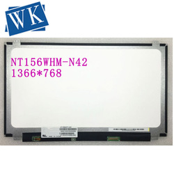 15,6 NT156WHM-N42 matriz 30Pin Laptop LCD pantalla LED reemplazo NT156WHM N42 Panel para BOE