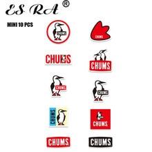 "10 Pcs 1.5"" Mini Stickers Logo Penguin PVC Waterproof Outdoor Pegatinas Brand For Lugguage Laptop Bike Bottle Helmet  Kawaii"