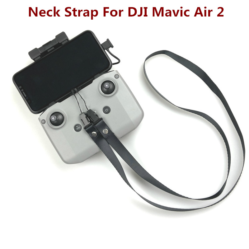 For Mavic Air 2 Neck Strap Transmitter Belt Bracket Mount Hang Lanyard For DJI MAVIC AIR 2 Remote Controlle