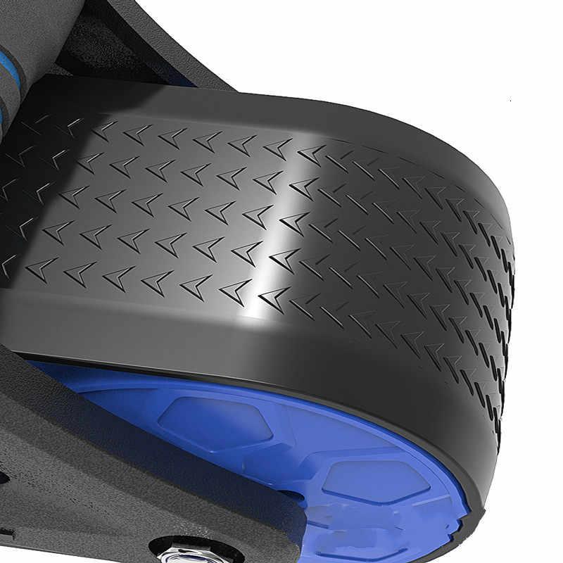 Automatische Rebound Bauch Rad Muscle Übung Geräte Bauch Power Rad Ab Roller Trainer Mit Matte Hause Fitness